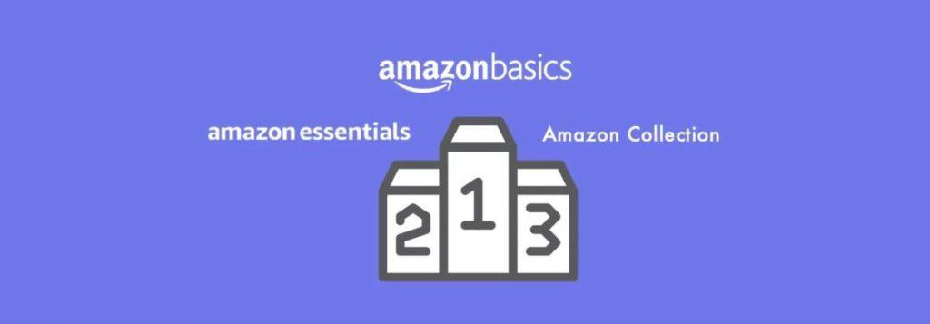 Top 3 der erfolgreichsten Amazon Eigenmarken