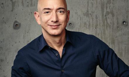 Ohne Worte: Jeff Bezos Letter to Shareholder 2018
