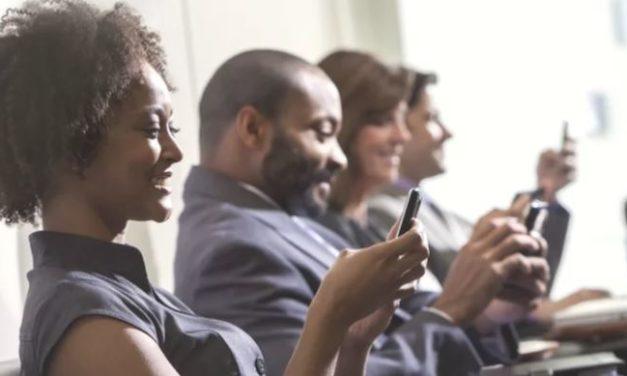 Mobile User sind extrem ungeduldig: Sie nehmen sich nur 50 Millisekunden Zeit, um einen Eindruck von einer Webseite zu gewinnen.