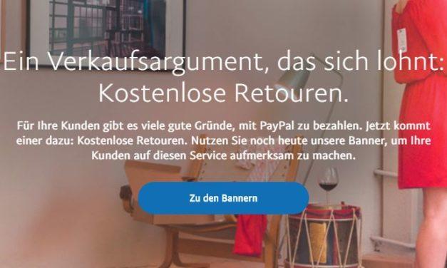 Anleitung: PayPal kostenlose Retouren für Händler, so geht's!