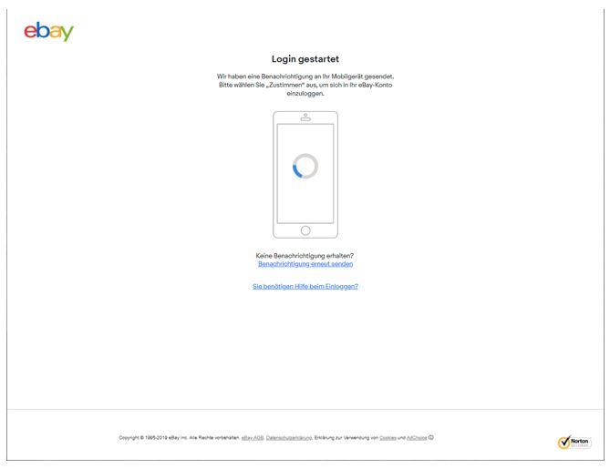 Ebay So Funktioniert Neue 2 Faktor Authentifizierung Wortfilter De Der Marktplatz Blog