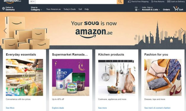Amazon eröffnet eigenen Marktplatz in den VAE